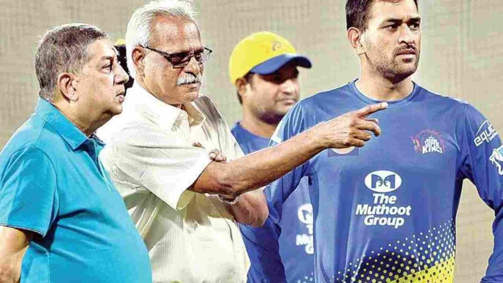 CSK-Owner