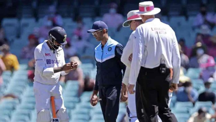Indian team will bat with only 10 players in second innings