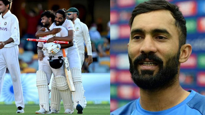 वह भारतीय टीम में 100 टेस्ट खेलने वाले सबसे कम उम्र के खिलाड़ी हैं – दिनेश कार्तिक होप |  कार्तिक पंत